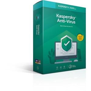 KASPERSKY ANTI-VIRUS 1D 1Y UPG BOX - KL1171G5AFR-9