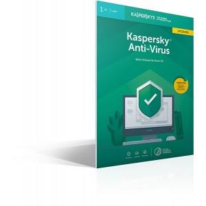 KASPERSKY ANTI-VIRUS 1D 1Y UPG FFP - KL1171G5AFR-9FFP