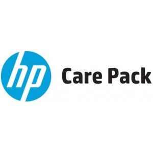 HP CarePack 3years for Notebook NBD - U9BA9E