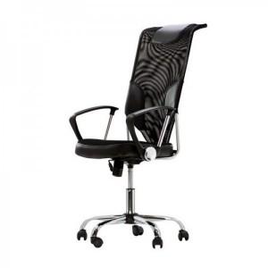 Scaun birou ergonomic mesh OFF 600, negru