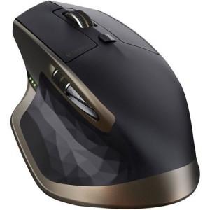 Mouse Wireless Logitech MX Master, 1600 DPI, USB, Negru
