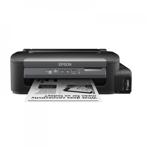 Imprimanta cu jet Epson Workforce M105, A4, Wireless (C11CC85301)